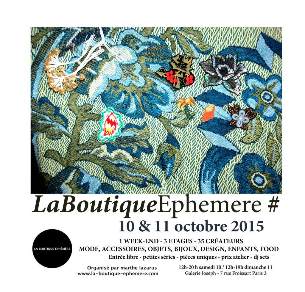 Expo créateurs du 10 au 11 octobre