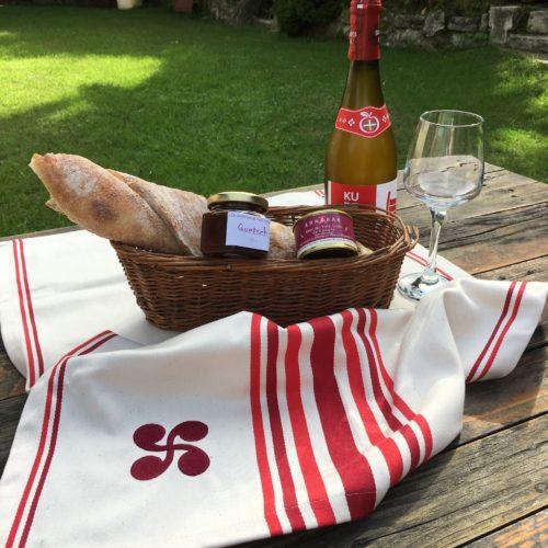 mon dejeuner sur l'herbe